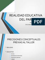 Realidad Educativa Del Paraguay (1)