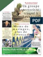 Journal Le Soir Dalgerie 02092018