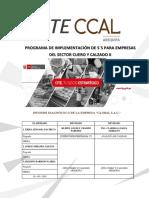 Informe Diagnostico Global s.a.c.