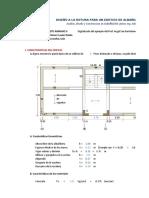 Diseño a Rotura de Albañileria Confinada