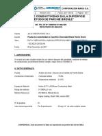 INF. TEC. DT N° 17053PCS171128LSDV - Prueba de Conductividad en la Superficie - GASOLINA - JC