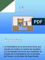 MAQUINAS hidrostatica