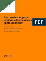 Guias Ley Habitat