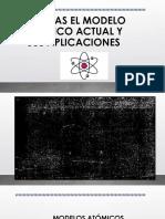 modelos atomicos bachillerato
