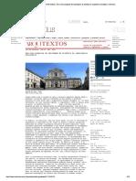 arquitextos 141.00 história- Uma nova p... da arquitetura brasileira | vitruvius