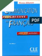 Communication Progressive Débutant.pdf