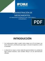 Clase 12 Administración de medicamentos parenterales.pptx
