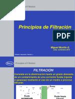 Principios de Filtración