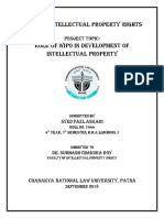 IPR Project on WIPO