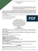 El Peruano - Decreto Legislativo que promociona la formalización y dinamización de micro, pequeña y mediana empresa mediante el régimen societario alternativo denominado Sociedad por Acciones Cerrada Simplificada - DECRETO LEGISLATIVO - N° 1409 - PODE
