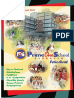 Prime One School Periodical (January 2008 Edition)