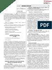 Decreto Legislativo que fortalece el Servicio de Defensa Pública