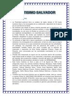 SANTISIMO SALVADOR.docx