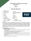 SILAVOS DERECHO ROMANO.docx