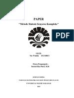 Paper Sintesis Anorganik