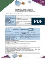 Guía de Actividades y Rúbrica de Evaluación - Tarea 1 - Competencia Comunicativa Pedagógica (1)