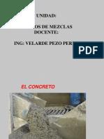 1Diaposit Concreto Propiedades, Tipos Cº