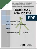 PROB 2-FEA