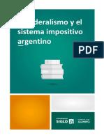 M2 El Federalismo y El Sistema Impositivo Argentino