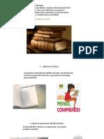Presentación Uso Correcto de Libros de Textos