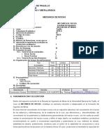 Silabo Mecanic de Roc Unt 2018-II