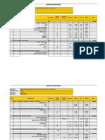 2)Presupuesto General Del Proyecto