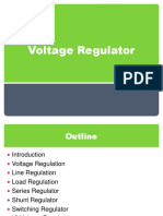 IE - Voltage Regulator