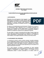 Criterio Institucional 10-2018