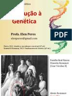 Aula 1a - Introdução à Genética