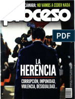 Revista Proceso No 2183 - 2 Sept 2018