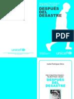 Después del desastre-UNICEF