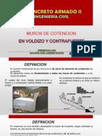 CLASE 19 MUROS DE CONTENCION.pptx