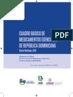 Cuadro Basico de Medicamentos Esenciales de RD.pdf