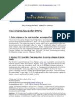 Amanita Newsletter 9-10