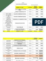 Catalogo Universitario