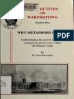 Why Metaphors Matter