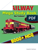 Railway Megabook 8000q Non Technical