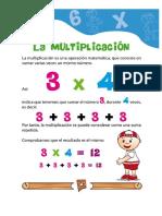 Libro de Multiplicacion