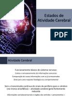 Fisiologia - 15 - Estados de Atividade Cerebral