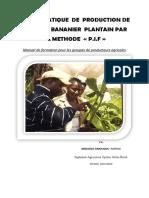 Bonnes Pratiques PIF Banane Plantain