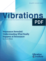 Resonance Revealed - Vibrations Magazine