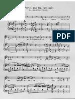 Mozart Parto Parto Ma Tu Ben Mio