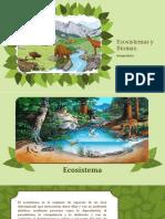 Ecosistemas y Biomas 1
