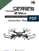 Dron f181