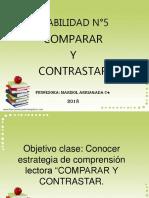 320550142 Comparar y Contrastar