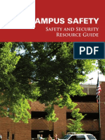 Campus Safety Brochure