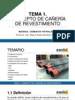 TEMA 1. Concepto Cañeria de Revestimiento.pdf