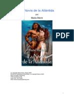 Marie Morin - La Novia De La Atlantida.pdf