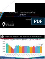 2018 07 Monthly Housing Market Outlook