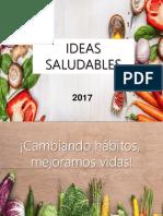 Recetario USCO Saludable 2017